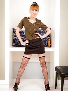 Shemale Uniform Pics